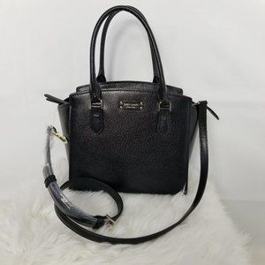NWT Kate Spade Jeanne Small Leather Satchel
